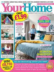 Your Home Magazine issue July 2018