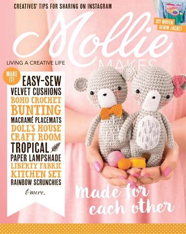 Mollie Makes issue Issue 93