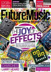 Future Music issue July 2018