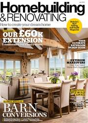 Homebuilding & Renovating Magazine issue July 2018