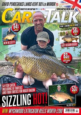Carp-Talk issue 1227