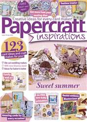 Papercraft Inspirations issue July 2018