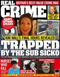 Real Crime issue Issue 38