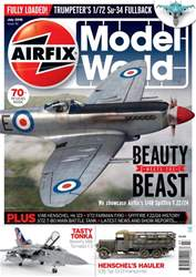 Airfix Model World issue   July 2018