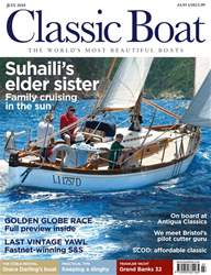 Classic Boat issue July 2018