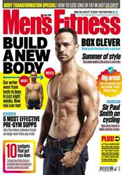 Men's Fitness issue July 2018