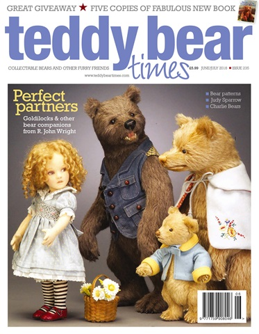 Teddy Bear Times issue Issue 235