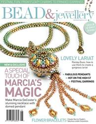 Bead Magazine issue June/July 2018