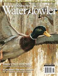American Waterfowler issue Volume IX, Issue II  - June/July 2018