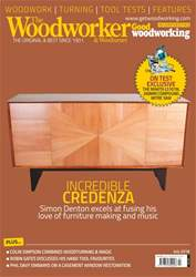 The Woodworker Magazine issue Jul-18