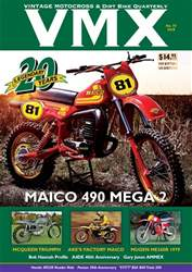 VMX Magazine issue 74