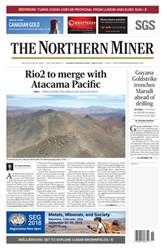 The Northern Miner issue Vol. 104 No. 11