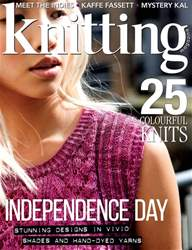 Knitting issue July 2018