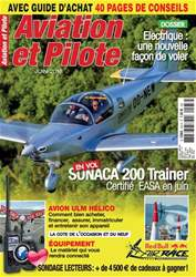 Aviation et Pilote issue June 2018