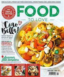 Food To Love issue June 2018