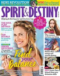 Spirit & Destiny issue July 2018