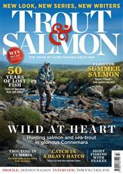 Trout & Salmon issue July 2018