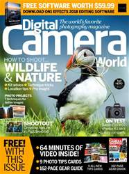 Digital Camera World Magazine Cover