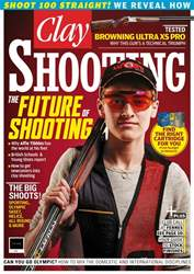 Clay Shooting issue July 2018