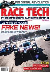 Race Tech issue Race Tech Issue 212