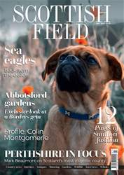 Scottish Field issue July 2018