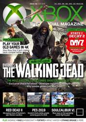 Official Xbox Magazine (UK Edition) issue July 2018