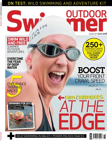 Outdoor Swimmer issue June 2018