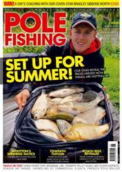 Pole Fishing issue June 2018