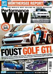 Performance VW issue July 2018