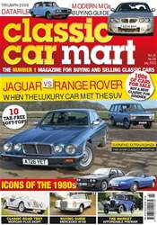 Classic Car Mart issue July 2018