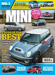 Modern Mini issue July - August 2018