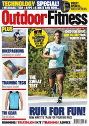 Outdoor Fitness issue July 2018