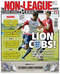 The Non-League Football Paper issue 27th May 2018