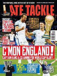 Late Tackle Football Magazine issue Jun/Jul 2018