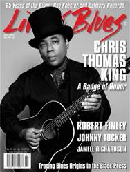 Living Blues issue LB#255