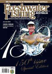 Freshwater Fishing Australia issue Jun-Jul 150