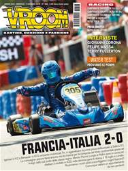 Vroom Italia issue n. 346 Giugno 2018