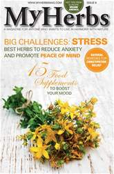 My Herbs Magazine issue My Herbs 8