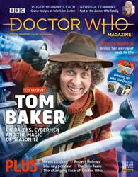 Doctor Who Magazine issue 526
