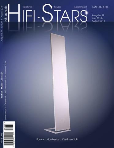 HiFi Stars Magazin issue HiFi-Stars 39