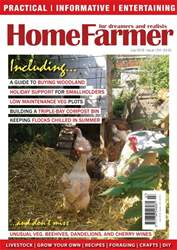 Home Farmer Magazine issue Home Farmer Magazine