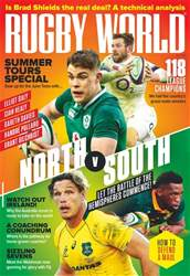 Rugby World issue July 2018