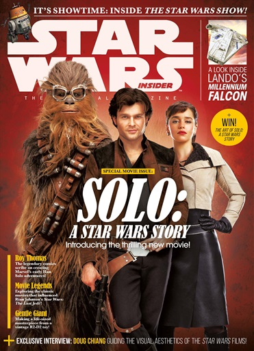 Star Wars Insider Digital Issue