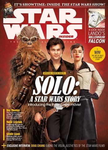 Star Wars Insider issue #181