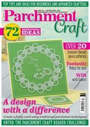 Parchment Craft issue July 2018