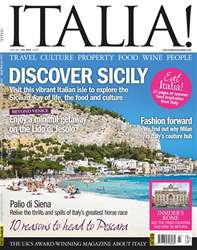 Italia! issue Jul-18