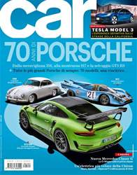 CAR magazine Italia issue CENTOUNO