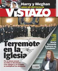 Revista Vistazo issue VISTAZO 1219