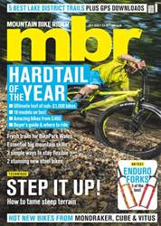 Mountain Bike Rider issue July 2018