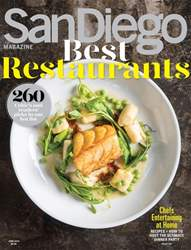 2018 Best Restaurants issue 2018 Best Restaurants